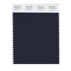 Pantone 19-3923 TCX Swatch Card Navy Blazer