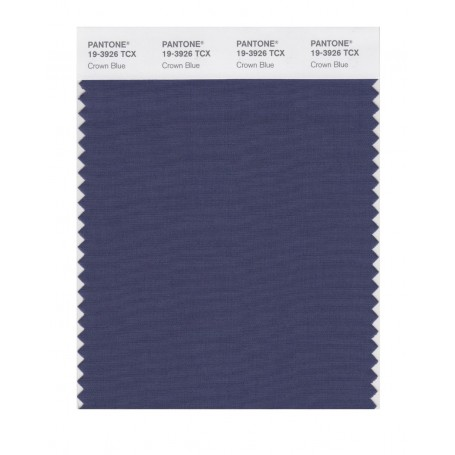 Pantone 19-3926 TCX Swatch Card Loganberry