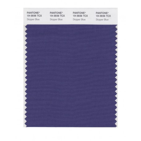 Pantone 19-3936 TCX Swatch Card Loganberry