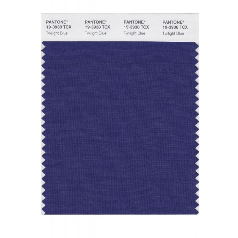 Pantone 19-3938 TCX Swatch Card Loganberry