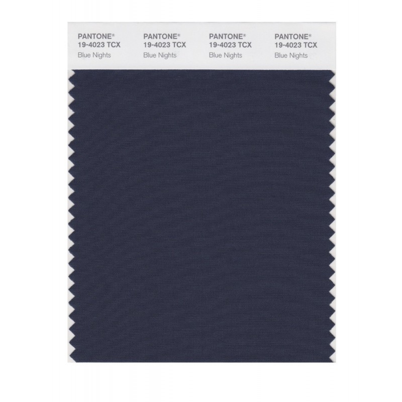 Pantone 19-4023 TCX Swatch Card Loganberry