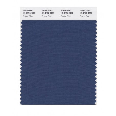 Pantone 19-4026 TCX Swatch Card Loganberry