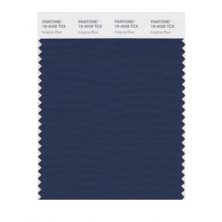 Pantone 19-4028 TCX Swatch Card Loganberry