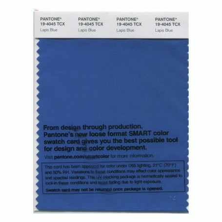 Pantone 19-4045 TCX Swatch Card Loganberry