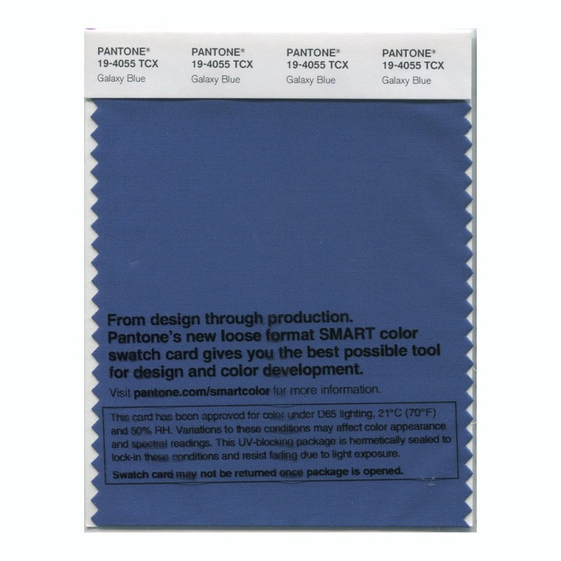 Pantone 19-4055TCX Swatch Card Loganberry