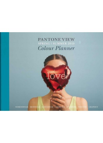 Pantone View Colour Planner S/S 2019