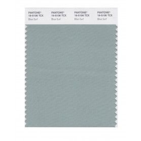 Pantone 16-5106 TCX Swatch Card Blue Surf