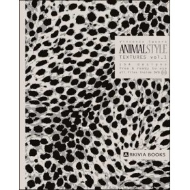 (Arkivia) ANIMAL STYLE TEXTURES VOL.1 Book (VINCENZO SGUERA)
