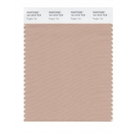Pantone 15-1315 TCX Swatch Card Rugby Tan