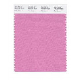 Pantone 15-2214 TCX Swatch Card Rosebloom