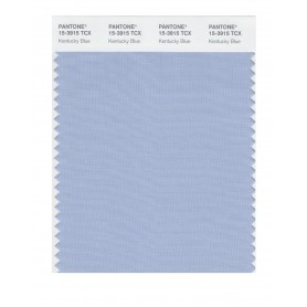 Pantone 15-3915 TCX Swatch Card Kentucky Blue