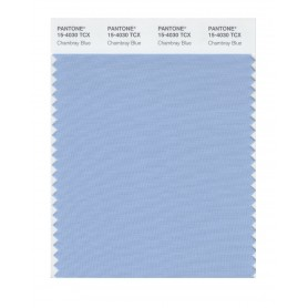 Pantone 15-4030 TCX Swatch Card Chambray Blue