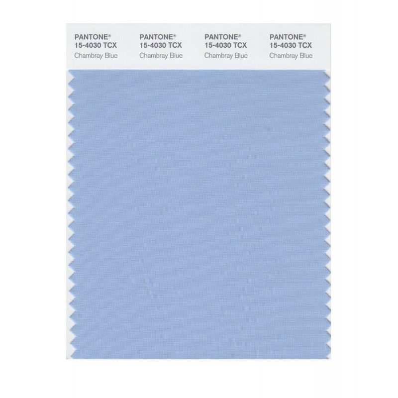 Pantone 15-4030 TCX Swatch Card Chambray Blue Buy in india