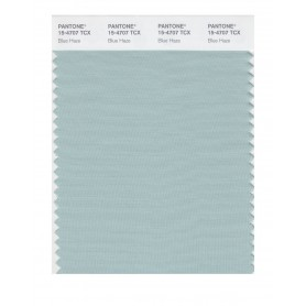 Pantone 15-4707 TCX Swatch Card Blue Haze