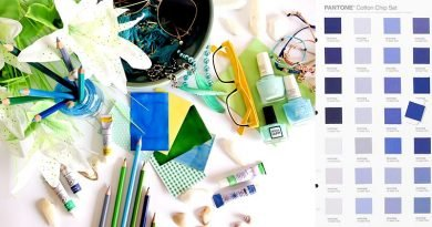 How to be creative in a Space of Colors