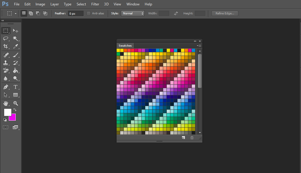 how to search pantone colors in illustrator
