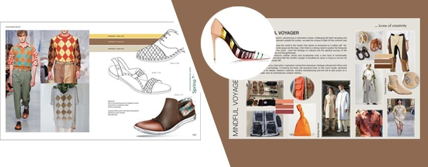 Shoes & Footwear Trend Forecast | New Colors & Designs
