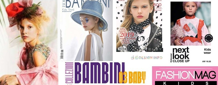 Children & Kidswear Fashion Magazines Subscription