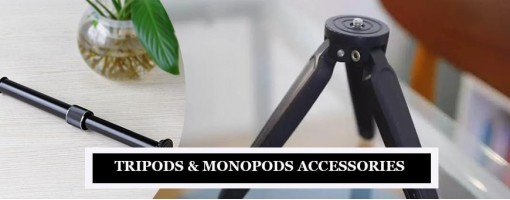 Buy Tripod Accessories | Legs, Arms, Mount & Ball Bearings - Monopod Accessories