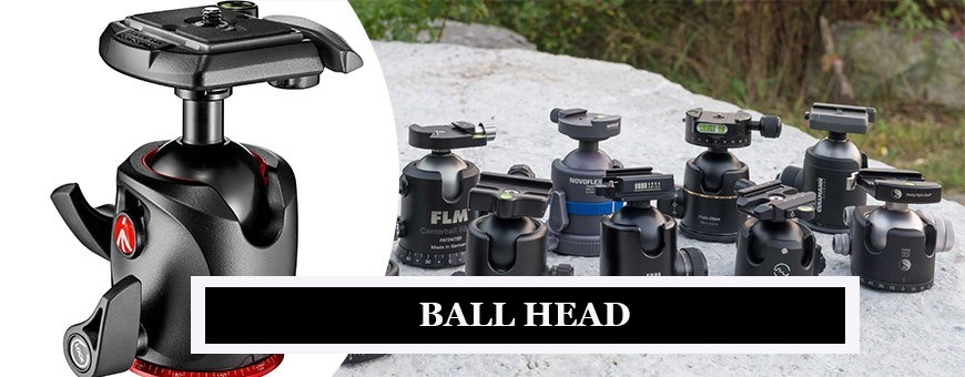 Photography Tripods with Ball Head | Premium Camera Stands with Ball Heads