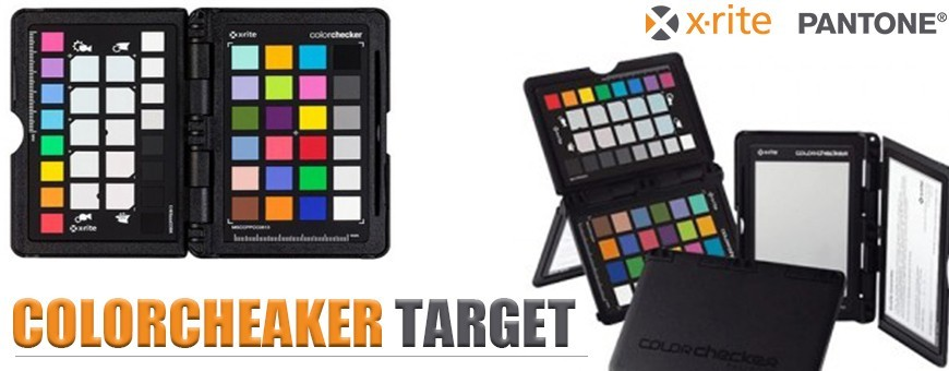 ColorChecker Targets Family | Photography & Filmaking Tools