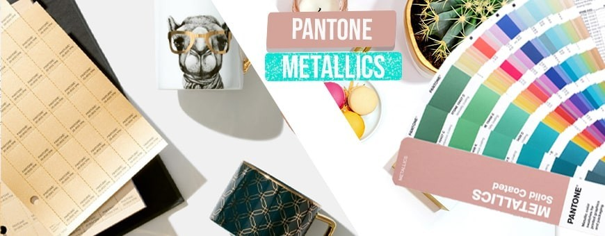 Pantone Metallic Shimmers | New Metallic Color Reference Books