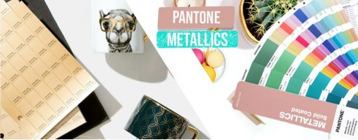 Pantone Metallic Shimmers Color