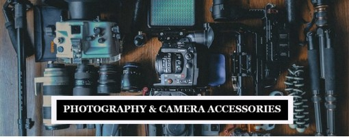 Camera Accessories | Explore & Buy Photography Accessories Online