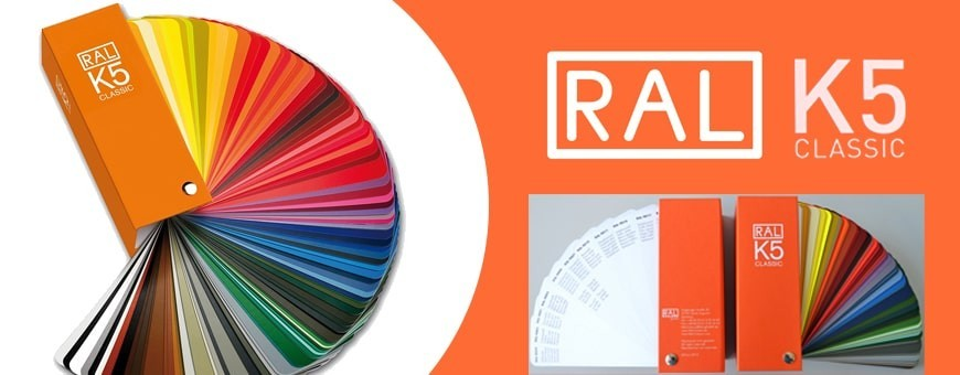 RAL K5 | The Official Ral K5 Classic Color Charts & Books