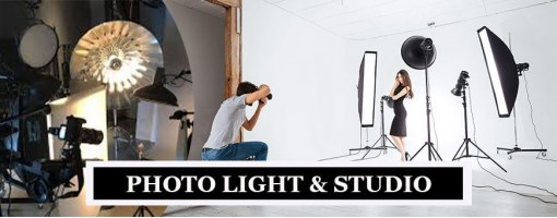 Photo Light | Studio light | Photography Lighting Lamb, Boxes & Photo Studio