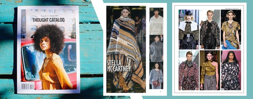 Browse Apparel & Fabric Fashion Forecast Magazines - Catwalks & Runways