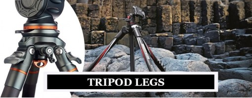 Tripod Legs for Stability of Your Unit | Browse Manfrotto Legs | Carbon Fiber Tripod Legs