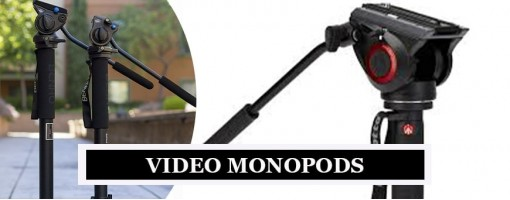 Explore Premium Monopods from Manfrotto, Gitzo & Benro at 30% Discount
