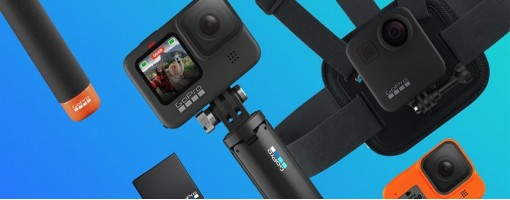 Action Camera Cases & Accessories