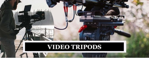 Best Video Tripods | Video Camera Stands for Videography | Design Info
