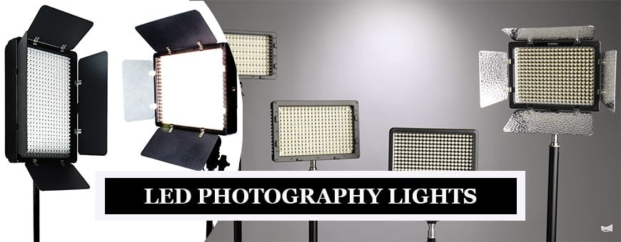 LED Photography lights: Buy Continuous & Strobe Lighting from Design Info