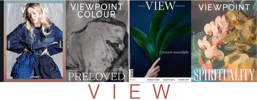Textile Magazines | Fashion & Color Trend Report | Current Textile Trends