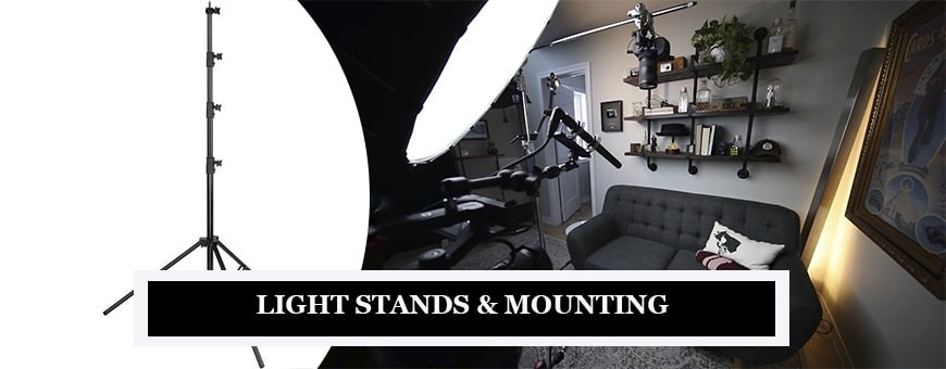 Light Stands & Mounting