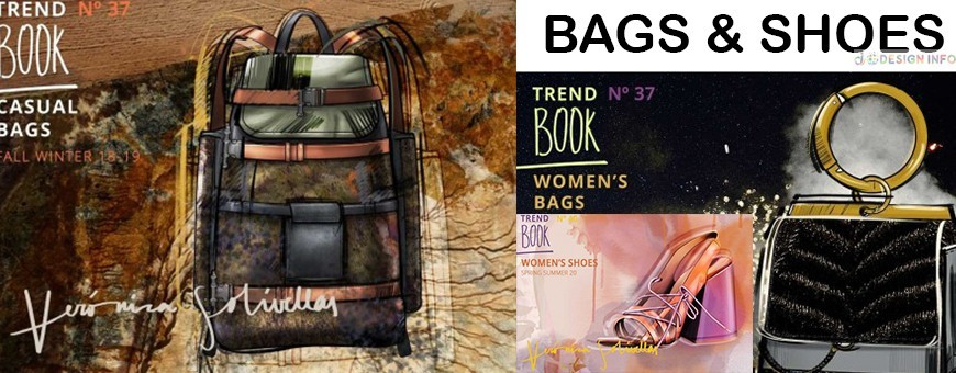 Bags & Shoes Trend Forecast Books