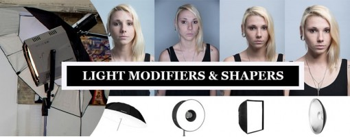 Buy Light Modifiers & Shapers | Studio Lighting Kit Solutions