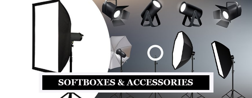 Photography Softbox Kits | Speedrings, Diffusers & Umbrella Solutions