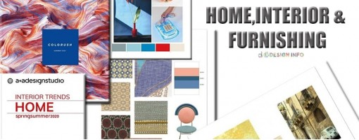 Home,Interior and Furnishing Trend Books