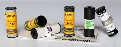 Photography 120mm Roll Films