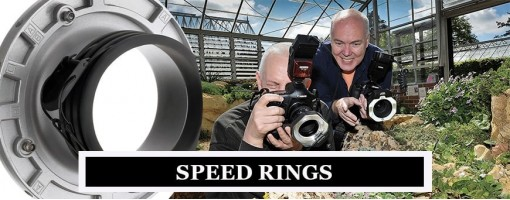 Profoto Speed Rings for Broncolor and Elinchrom