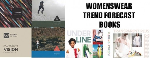 Womenswear Color & Style Trend forecast Books | Summer & Winter Fashion
