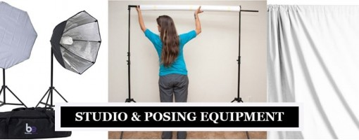 Studio & Posing Equipment