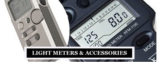 Sekonic Light Meters | Digital Lux Reader | UV Light Reader