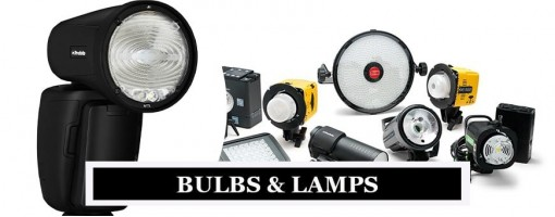Photography LED Light Bulbs & Lamps for Strobes