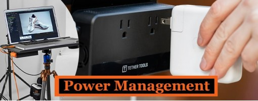 Power Management - Eliminate Shooting Session Problems