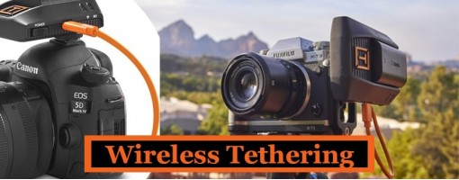 Buy Tether Tools Wireless Tethering